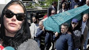 Dursun Ali Sarıoğluna veda...Cenazede sitem ettiler