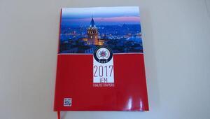 İstanbul Emniyet Müdürlüğü 2017 İEM Faaliyet Raporu isimli almanağı yayınladı