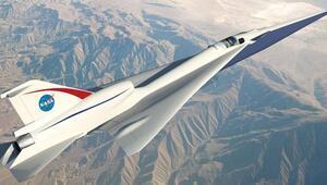 NASAdan sessiz süpersonik uçak projesi