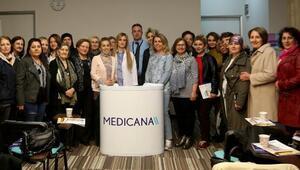 Sivas Medicana Hastanesinde kanser semineri