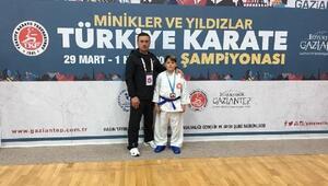 Yetkin Beşbunar, Türkiye 3üncüsü oldu