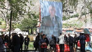 Alparslan Türkeş, Amasyada anıldı