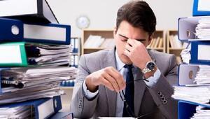 Türkiye'de çalışanların yüzde 34'ü haftada 50 saatten fazla çalışıyor