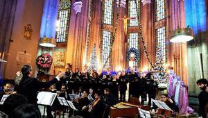 Kilisede Barok rüzgarı