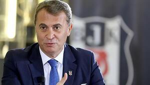 Fikret Orman: Eminim ki top Beşiktaşın lehine dönecek