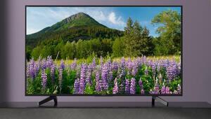 Sonyden 4K HDR kalitesine sahip iki yeni TV