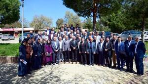 Büyükşehir Belediye Başkanı Aktaş, Orhangazili muhtarlarla buluştu