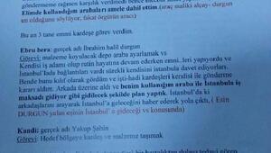 DEAŞlı terörist Durmazın Ankara Gar saldırısı sonrası örgüte verdiği rapor ortaya çıktı