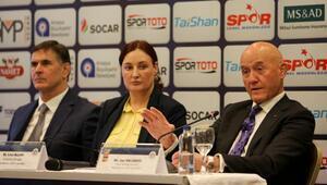 Antalya Grand Prixin basın toplantısı yapıldı