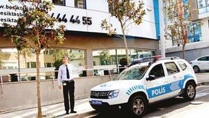 Beşiktaş Belediyesine operasyon