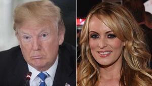 Trump, porno yıldızı Stormy Daniels hakkında ilk defa konuştu