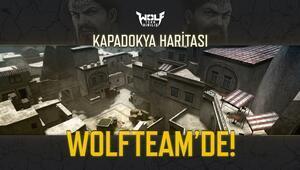 Wolfteam heyecanı Kapadokya'da