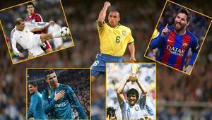 Tarihin en iyi gollerini yorumladılar