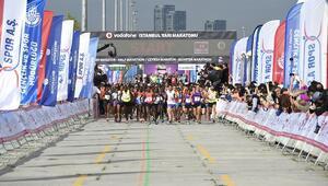 Vodafone 13. İstanbul Yarı Maratonu'nda 42 elit atlet yarışacak