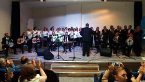 Yenipazarda Türk Sanat Müziği konseri verildi
