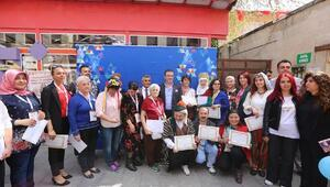 Ezogelin Bebek Çalıştayı Sergisi açıldı