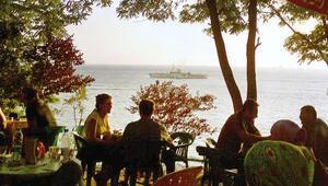 Türkiye'nin en iyi  10 çay  bahçesi