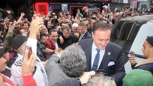 Beşiktaş Başkanı Orman: Birisi sözlerimi alıp bir yerden bir yere götürmeye çalışmasın