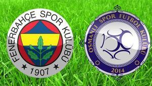 Fenerbahçenin konuğu Osmanlıspor Kadıköyde kritik randevu...