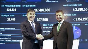 Şangay Altın Borsasından Borsa İstanbula ziyaret