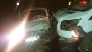 Bozovada kaza 6 yaralı