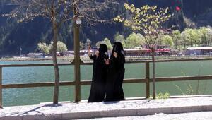 Uzungöl'de turizm sezonu açıldı