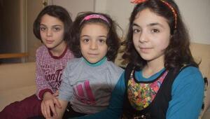 Terör saldırısında anne ve babalarını kaybeden üç kız kardeşin acı hayatı