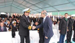 TGC Sancaktar, Deniz Kuvvetleri Komutanlığına teslim edildi