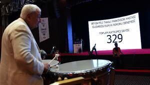 Beyin pili ameliyatı olan 329 hasta Guinness Dünya Rekoru kırdı