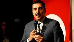 Bakan Tüfenkci: Muhalefet iş üretemeyince laf üretmeye çalışıyor