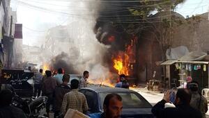 El- Babda bombalı saldırı: 9 ölü