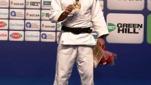 Judo Milli Takımı, Antalya Grand Prixin ikinci gününde bir altın ve bir bronz madalya kazandı (EK FOTOĞRAFLAR)