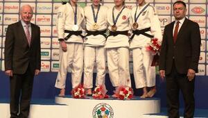 Judo Milli Takımı, Antalya Grand Prixin ikinci gününde bir altın ve bir bronz madalya kazandı