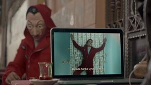 Youtube'da La Casa de Papel'in Türkiye tanıtımı konuşuluyor 3. sezon yayınlanacak mı