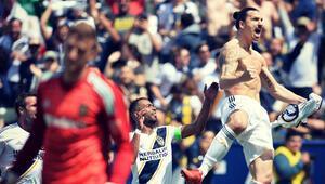 Zlatan Ibrahimovicin maçı canlı yayında