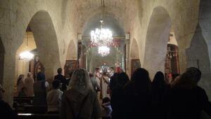 Mardindeki Süryaniler, Paskalya Bayramını kutladı