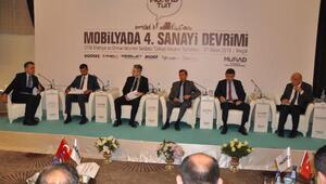 Mobilyanın başkenti İnegölde Mobilyada 4üncü Sanayi Devrimi konuşuldu