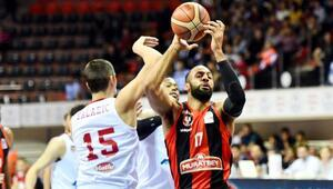 Gaziantep Basketbol - Muratbey Uşak: 68 - 65