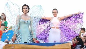 Adanada Uluslararası Portakal Çiçeği Karnavalı coşkusu