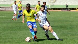 Şanlıurfaspor - Hacetepspor: 2-0