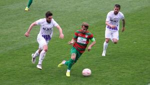 Afjet Afyonspor - Amed Sportif Faaliyetler: 2-0