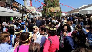 Alaçatı Ot Festivaline 1 milyonu aşkın ziyaretçi