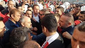 Samsunspor - İstanbulspor maçının ardından
