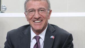 Trabzonsporun yeni başkanı Ağaoğlu: Güzel günler önümüzde