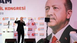 Cumhurbaşkanı Erdoğan: Siirtteki konuşmayla bize cezaevinin yolunu gösterdiler (3)