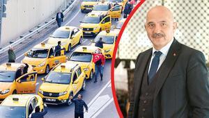 Uber kavgasına karşı yerli ve milli taksi