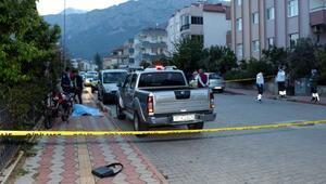 Kar maskeli saldırganların ateş ettiği Gürcü baba öldü, oğlu yaralı