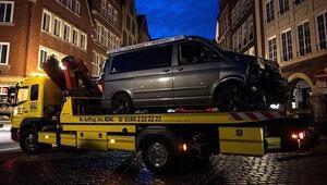 Almanya'daki saldırıda 'terör' bağlantısı bulunamadı