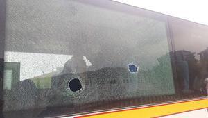 Karacabey Birlikspora çirkin saldırı