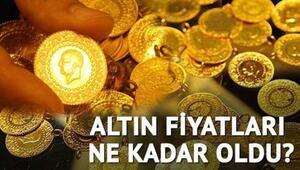 Altın fiyatları 9 Nisanda (bugün) ne kadar oldu Çeyrek ve gram altında son durum
